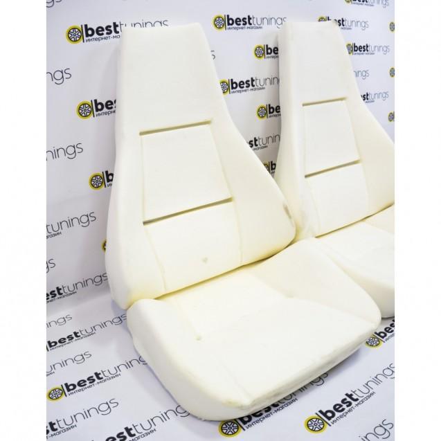 Жёсткое пенолитье переднего сиденья плотность 150% ВАЗ 2107 (на одно сиденье)