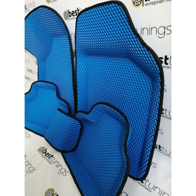 3D EVA ковры в стиле соты ВАЗ 2114