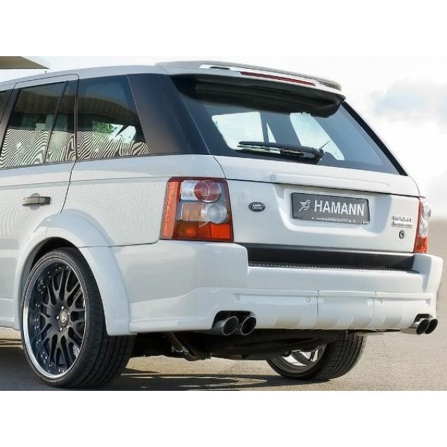 Тюнинг Range Rover Sport