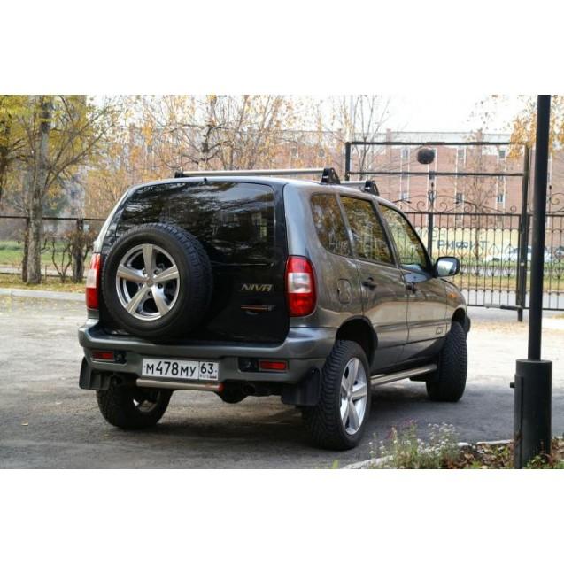 Багажник Etna на Chevrolet Niva