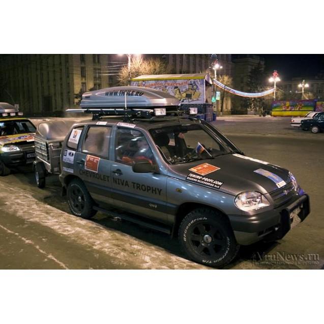 Экспедиционный багажник на любое авто