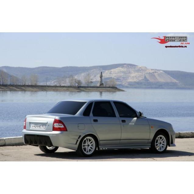 Тюнинг ВАЗ 2170-72 AVR авангард-спорт