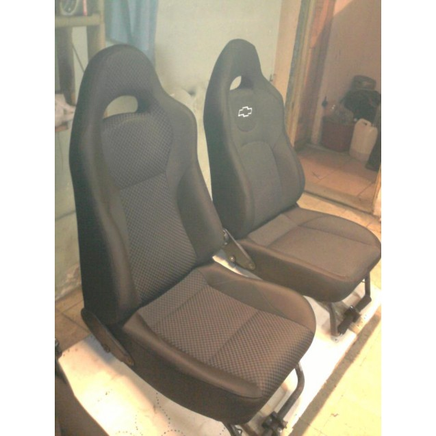 Анатомические сидения на ВАЗ 2108