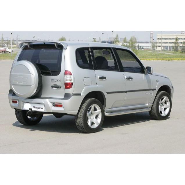 Тюнинг НИАГАРА на ВАЗ 2123 Chevrolet Niva