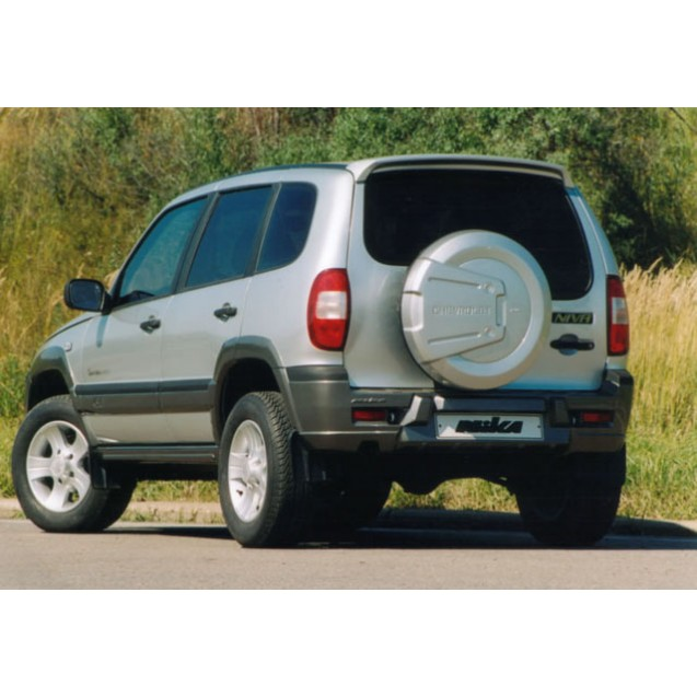 Тюнинг НИКА на ВАЗ 2123 Chevrolet Niva