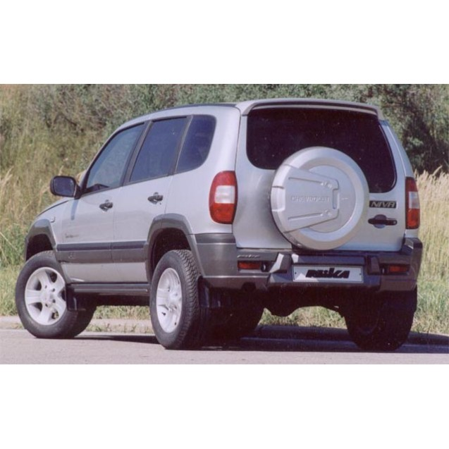 Тюнинг НИКА-ЛЮКС на ВАЗ 2123 Chevrolet Niva