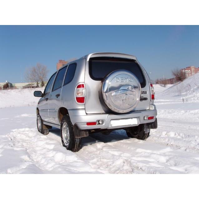 Тюнинг ТРИАЛ на ВАЗ 2123 Chevrolet Niva