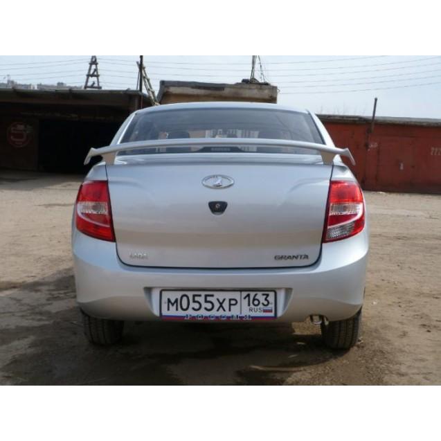 Спойлер 1 ВАЗ 2190 Lada Granta