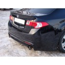 Накладка на задний бампер MUGEN Honda Accord 8