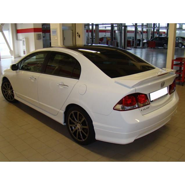 Спойлер Modulo Honda Civic 4d