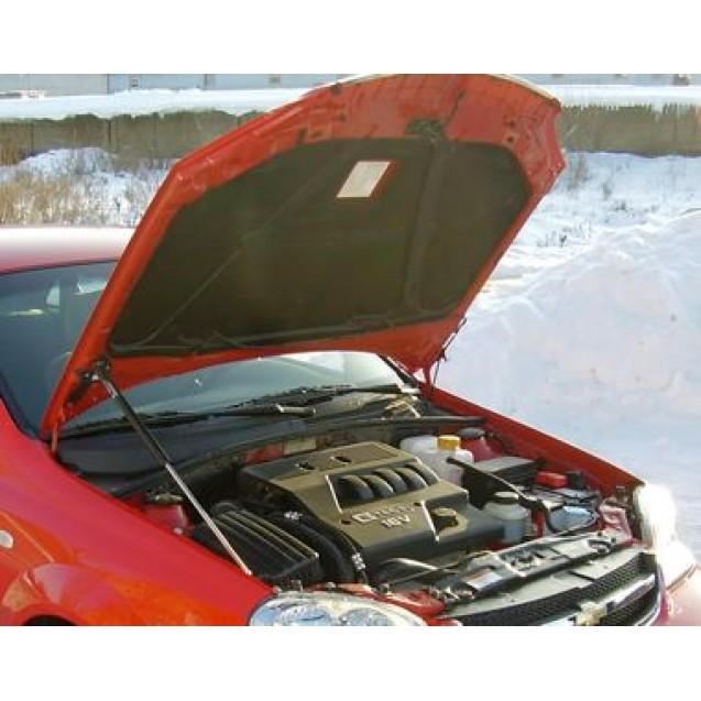 Упор капота Chevrolet Lacetti (Sedan 2004)