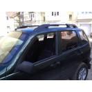 Рейлинги-Багажник №1 на Chevrolet Niva