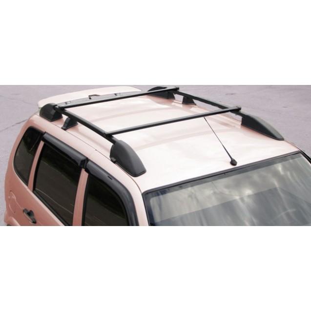 Рейлинги-багажник №2 на Chevrolet Niva