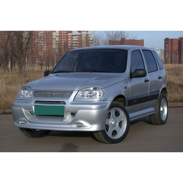 Тюнинг ПИТСТОП на ВАЗ 2123 Chevrolet Niva