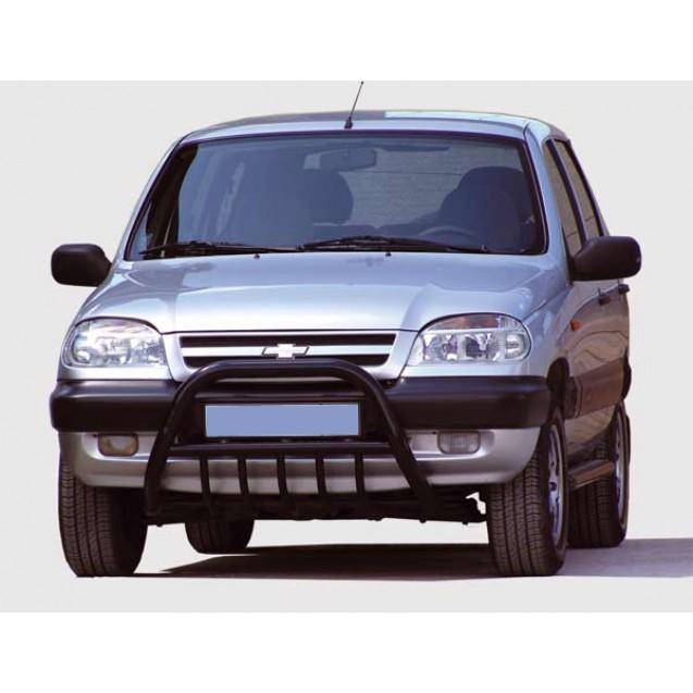 Кенгурин Kengur 04 на ВАЗ 2123 Chevrolet Niva
