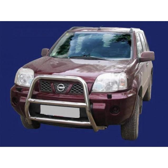 Передня защита Nissan X-Trail