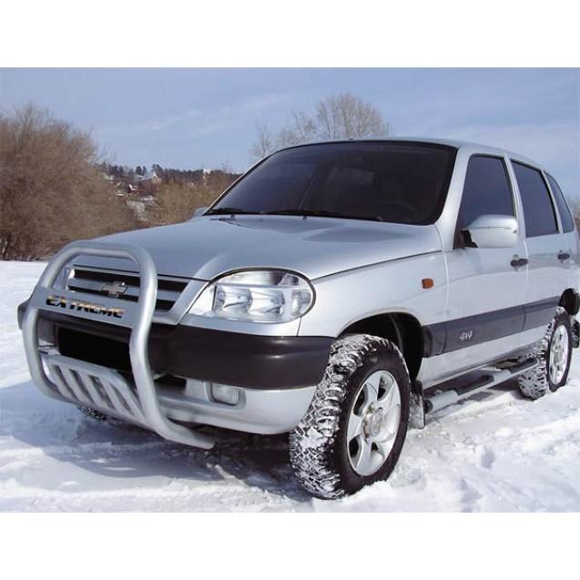 Кенгурин Kengur 08 на ВАЗ 2123 Chevrolet Niva
