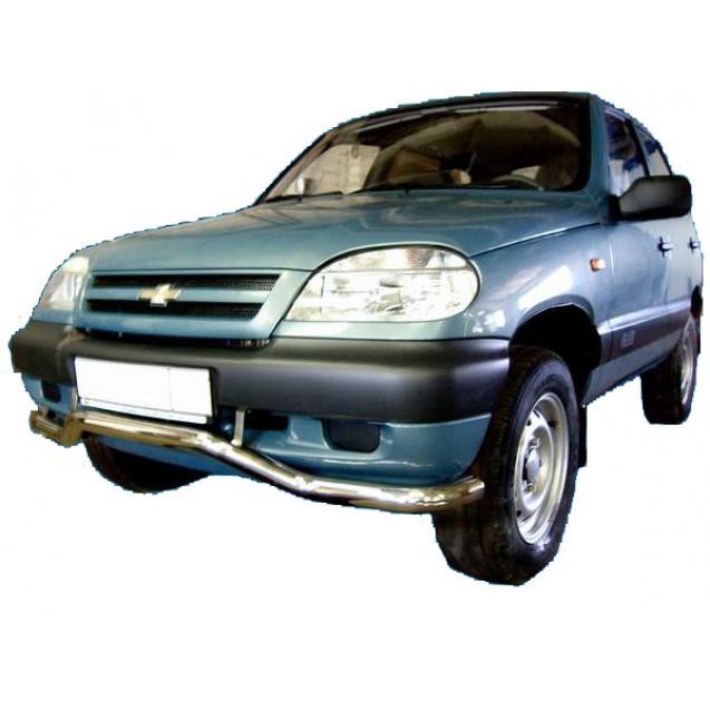 Кенгурин Kengur 10(ss) на ВАЗ 2123 Chevrolet Niva