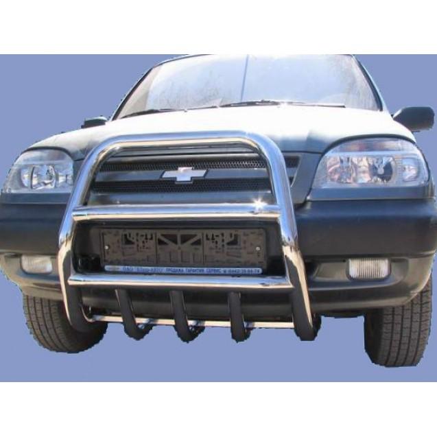 Кенгурин Kengur 11(ss) на ВАЗ 2123 Chevrolet Niva