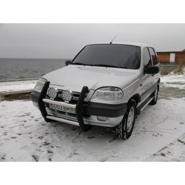 Кенгурин TPkengurin на ВАЗ 2123 Chevrolet Niva