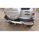 Защита з.б. zadbamper06 на ВАЗ 2123 Chevrolet Niva