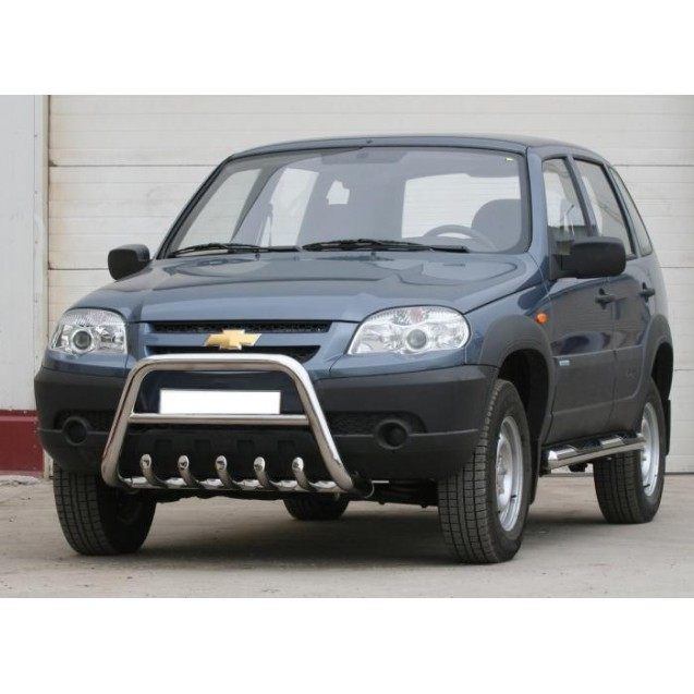 Кенгурин RS 08(ss) на ВАЗ 2123 Chevrolet Niva RS