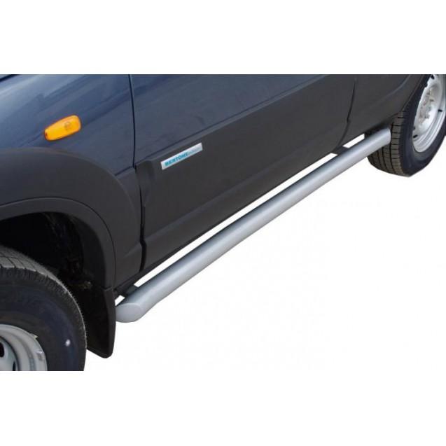 Пороги RS 05 на ВАЗ 2123 Chevrolet Niva RS