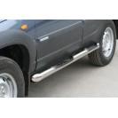 Пороги RS 08(ss) на ВАЗ 2123 Chevrolet Niva RS