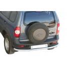 Задняя защита RS 05 на ВАЗ 2123 Chevrolet Niva RS