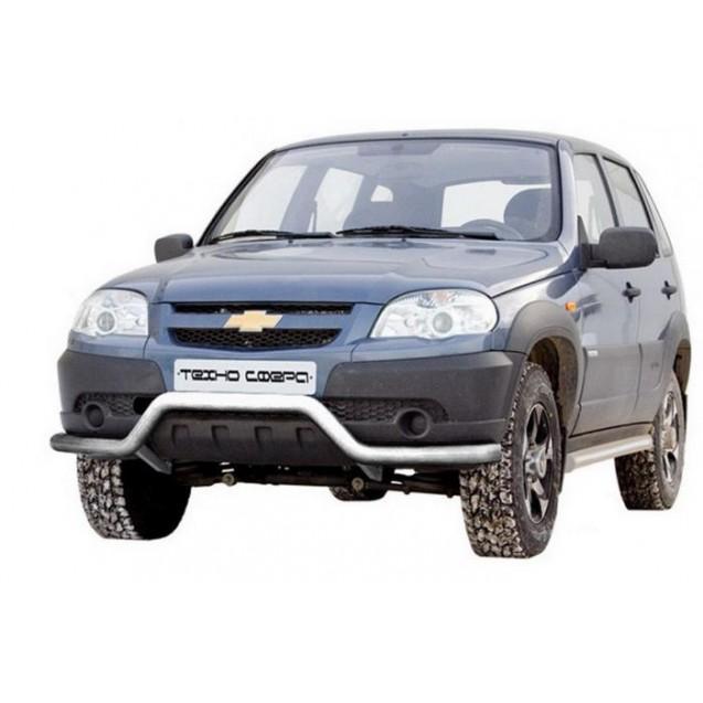 Кенгурин texs-4 на ВАЗ 2123 Chevrolet Niva RS