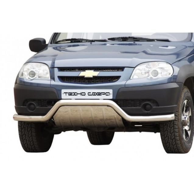 Кенгурин texs-5 на ВАЗ 2123 Chevrolet Niva RS