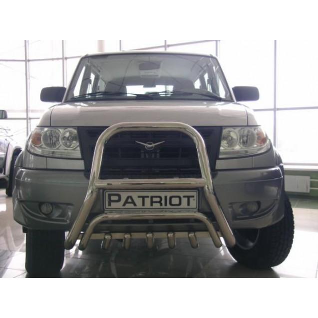 Кенгурин D60 для УАЗ Патриот