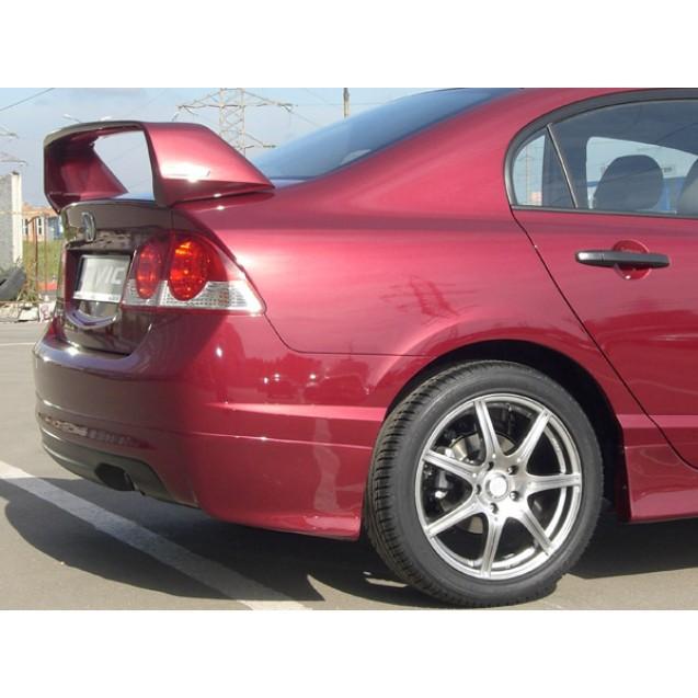 Накладка заднего бампера Mugen H.Civic 4d
