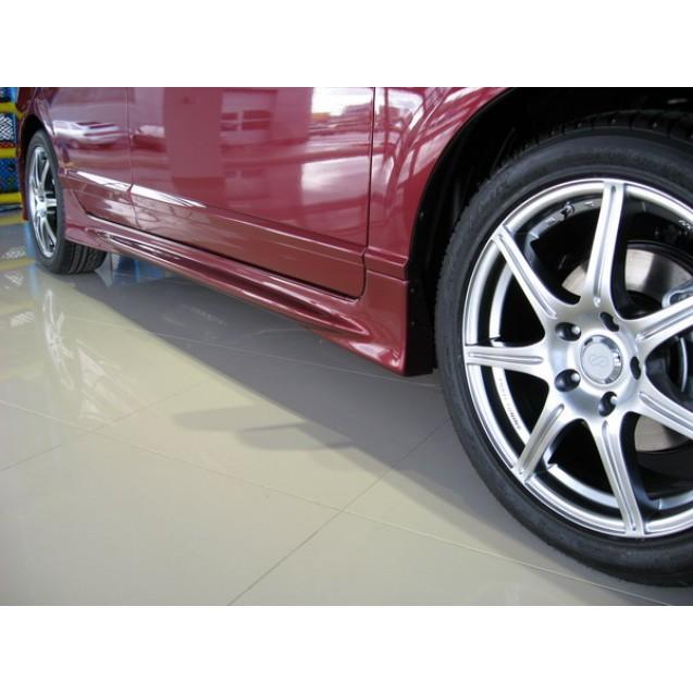 Пороги Mugen Honda Civic 4d