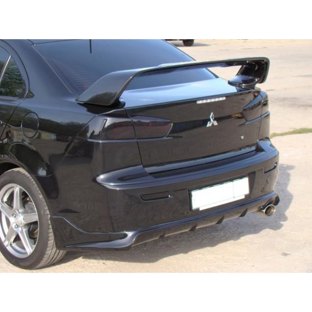 Спойлер в стиле EVO Mitsubishi Lancer X