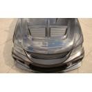 Капот пластиковый Mitsubishi Lancer 9 стиль EVO