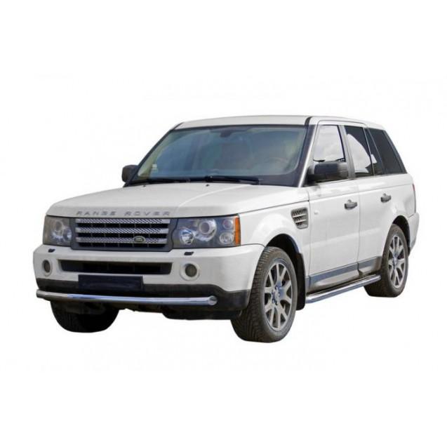 Передняя защита Landrover Range Rover HSE4.6