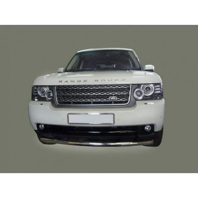 Передняя защита Landrover Range Rover Voque