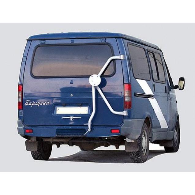 Кронштейн запасного колеса Баргузин
